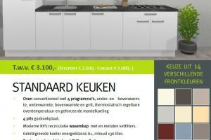 Download hier de keuken-informatie!